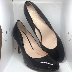 Elie Tahari Patent Leather Vivianna Heels Size 10